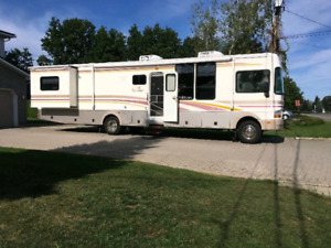 Motorhome for rent Class A