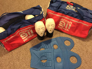 ACTARS for Sale, Trainer AED, First Aid Supplies