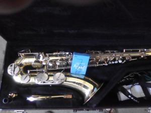 Sax ténor yamaha