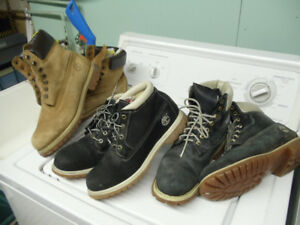 Timberland boot  size (10 and 10.5 )