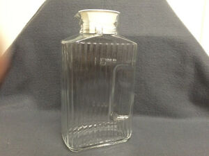ART DECO GLASS JUICE CONTAINER London Ontario image 7