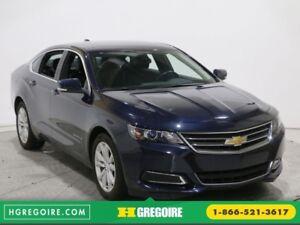 2017 Chevrolet Impala LT AUTO MAGS A/C GR ELECT BLUETOOTH CAM DE