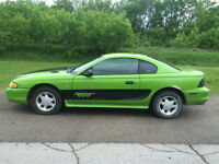 1995 Ford Mustang Coupe (2 door) updated