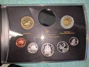 2007 Silver Coin Proof set