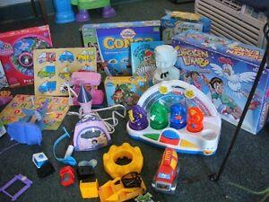 Lot de jouet pour bébé et enfant pour garderie et pour vous Saint-Hyacinthe Québec image 1