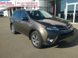 2015 Toyota RAV4 XLE  - Certified - Sunroof -  Heated Seats - $1