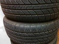 4 TBC Matrix Tour Tires