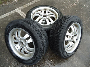 Bmw , winter tires with Bmw rims