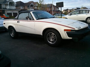 1980 Triumph Tr7 COMING SOON FOR SALE BEAUTIFUL CONDITION