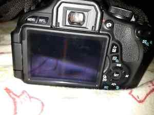 Canon t3i with18mm-55mn lense $400 obo Kitchener / Waterloo Kitchener Area image 1