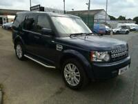 LAND ROVER DISCOVERY GS 255 5 DOOR 4X4 AUTO 13 PLATE 128000 MILES