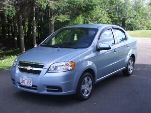 2011 Chevrolet Aveo Sedan  LOW KMS