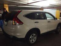 CRV Honda à louer