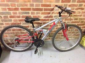 Apollo FS 2.6 Mountain Bike