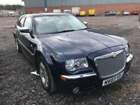 Chrysler 300C 3.0CRD V6 auto ESTATE - 2007 07-REG - FULL 12 MONTHS MOT