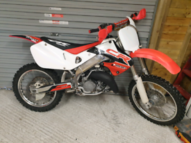 1999 CR 125 sold.......