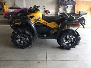 Attention all hunters! 2012 CanAm Outlander 800 xMR-Reduced