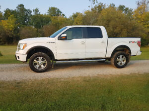 2010 Ford F-150 SuperCrew FX4