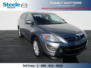 2011 MAZDA CX-9 GT W/ Leather Navigation