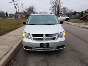 2008 Dodge Grand Caravan SE in mint condition only 135,365km