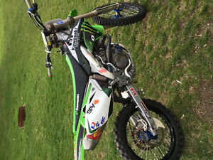 Mint kx 450f for sale or trade