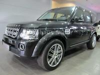 Land Rover Discovery SDV6 HSE Multimedia/Pano/7-Sitz/Standh