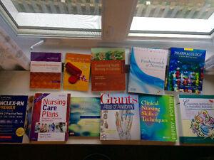 Nursing/NCLEX Textbooks for Sale