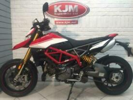 DUCATI HYPERMOTARD 950 SP, 2019, 10,788 MILES WITH FSH, 1 OWNER BIKE