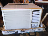 Danby 12000 BTU window AIR CONDITIONING unit SEE VIDEO