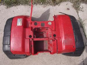 Used Honda ATV Fourtrax  plastic fenders Moose Jaw Regina Area image 1