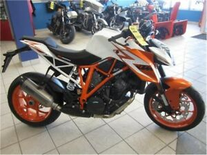 2016 KTM 1290 Super Duke R Special Edition