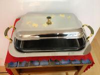 A vendre : Serving Platter.
