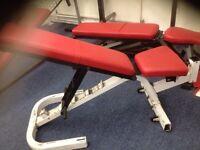 Gym Weight Bench