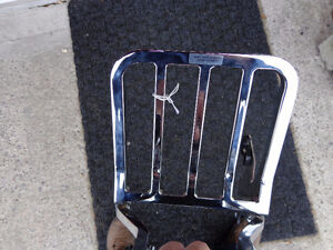Harley quick release backrest with Willie-G   recycledgear.ca Kawartha Lakes Peterborough Area image 10