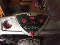 Motorised treadmill dynamic KP329