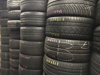 New & used tyres fitted 225 55 17 225 50 17 245 45 17 255 45 17 255 40 17 245 40 17 TYRE SHOP