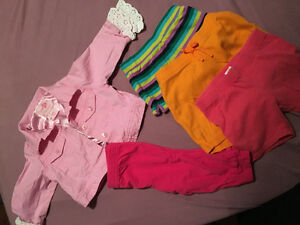 Girl 24 month clothing