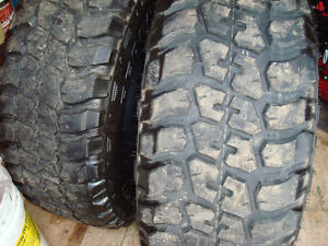 M/T tires for sale