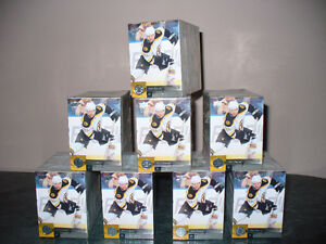 2009-10 UPPER DECK SERIES 1 HOCKEY CARD SET (1-200)
