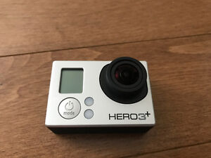 GoPro HERO 3+ like New with lots of extras London Ontario image 1
