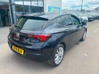 2019 Vauxhall Astra 1.0T ecoTEC Design 5dr HATCHBACK Petrol Manual