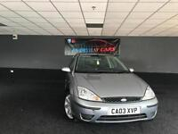 2003 Ford Focus 1.8 MP3