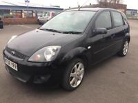 2008 Ford Fiesta 1.4 Zetec Blue Edition Hatchback 5dr Petrol Manual (147
