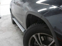 OEM FIT RUNNING BOARD SIDE STEP BAR MERCEDES GL350