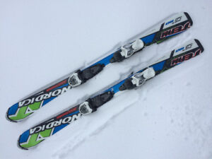 Nordica Dobermann skis 110cm