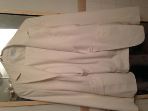 Women's white Suzy suit