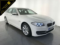 2013 63 BMW 520D SE AUTO DIESEL 4 DOOR SALOON 1 OWNER SERVICE HISTORY FINANCE PX