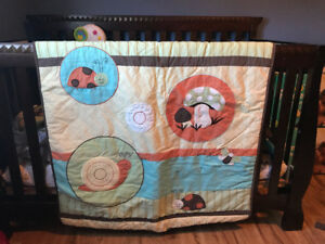 Gender neutral Nursery Bedding