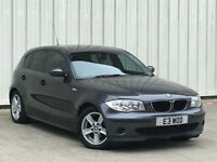 BMW 118 2.0TD 2006MY d ES FINANCE AVAILABLE PART EXCHANGE WELCOME
