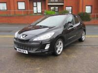 2010 Peugeot 308 1.6 VTi SPORT 5 DOOR HATCH PETROL